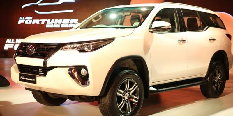 Toyota Innova Crysta and Toyota Fortuner Prices Hiked