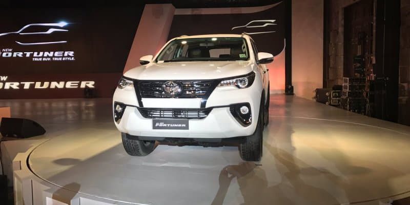 All-New Toyota Fortuner Crosses 20,000 Bookings