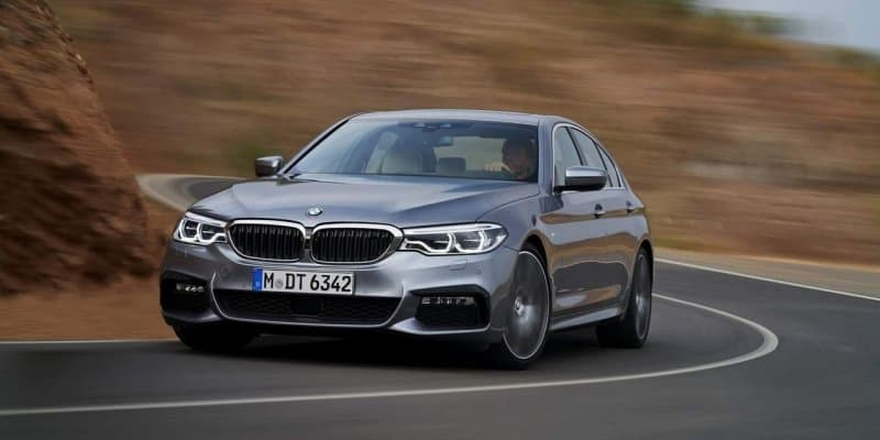 2017 BMW 5-Series India Launch by June End