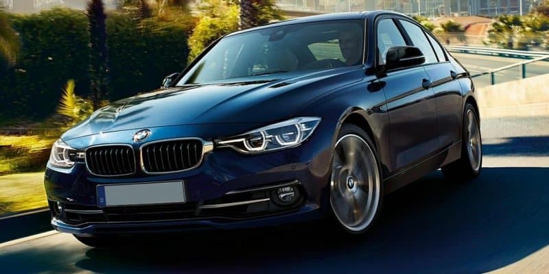BMW 3-Series Petrol Launched at Rs. 42.40 Lakhs