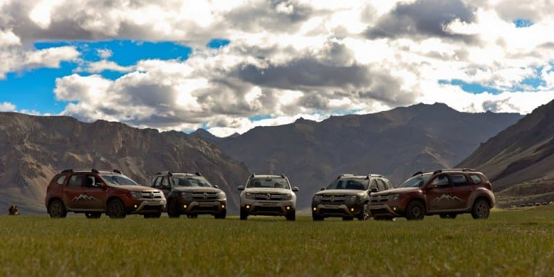 Gang Of Dusters Embark on First International Drive to Bhutan