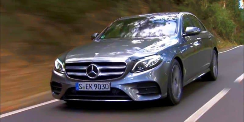 Mercedes Benz E220d to make its debut in India next month