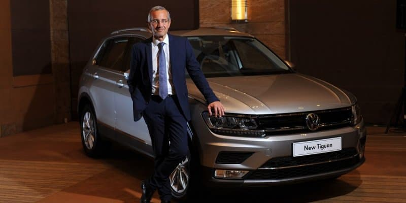 Volkswagen Tiguan SUV Launched at Rs. 27.68 Lakhs