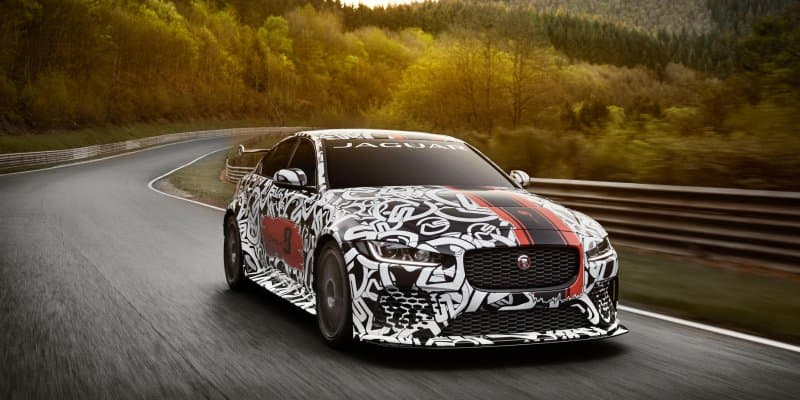 New Jaguar XE SV Project 8 to debut on June 30, 2017