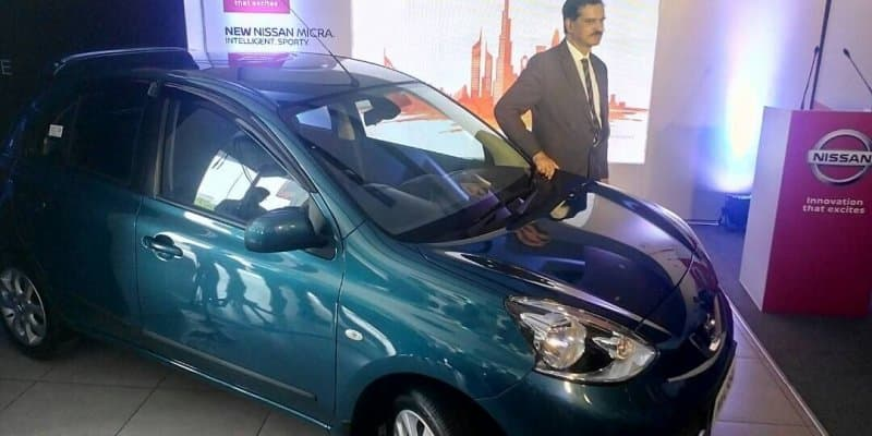 2017 Nissan Micra Launched at Rs. 5.99 Lakhs