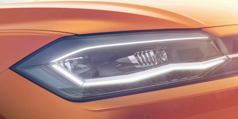 2017 Volkswagen Polo teased ahead of its debut