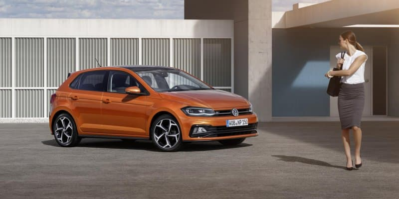 New-Generation Volkswagen Polo Unveiled