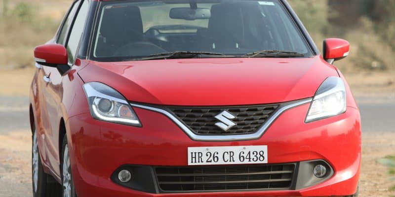 Maruti Suzuki Baleno Crosses 2 Lakh Sales Mark in India