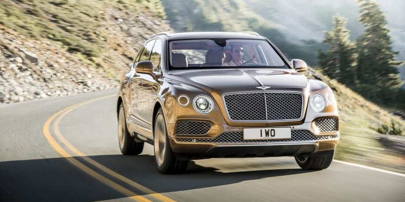 Bentley Bentayga to launch in India on April 22