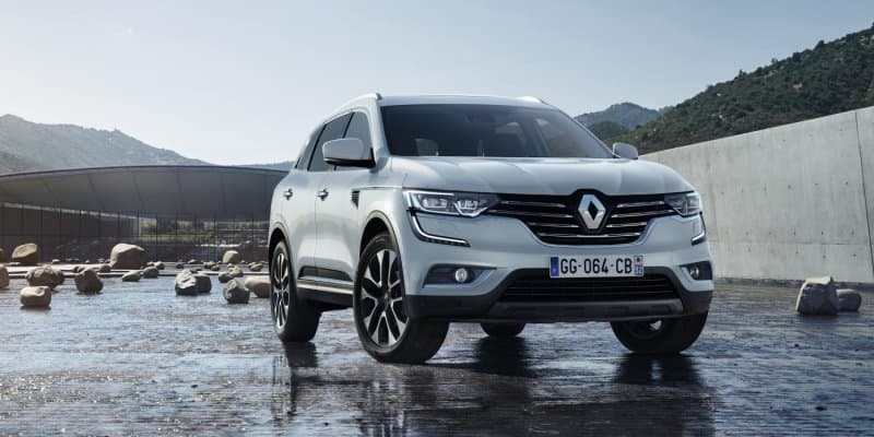 New Renault Koleos Revealed
