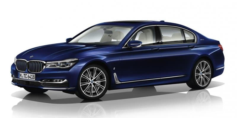 BMW introduces Individual 7 Series The Next 100 Years