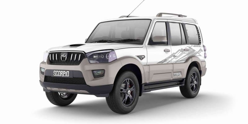 Mahindra Scorpio Adventure Limited Edition Launched at Rs. 13.07 Lakhs