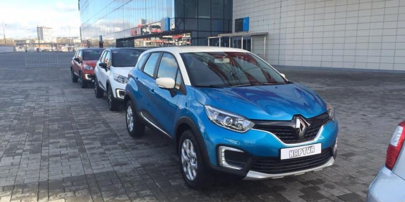 Renault Kaptur Spotted; India launch likely in 2017