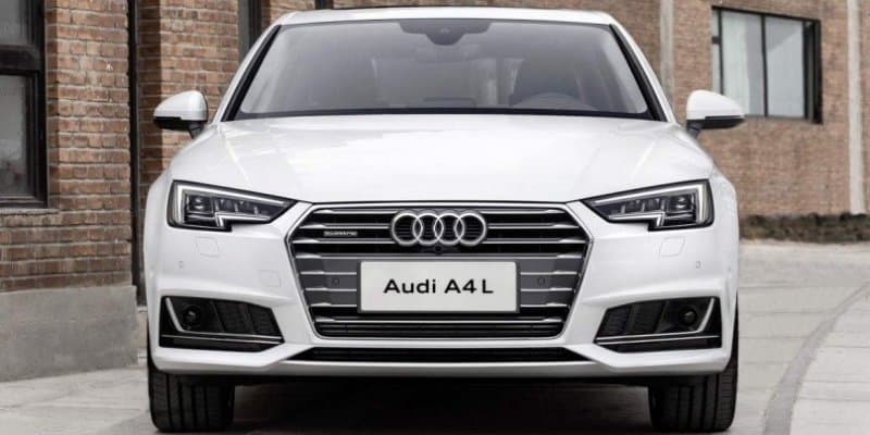 New Audi A4 L unveiled at Beijing Auto Show
