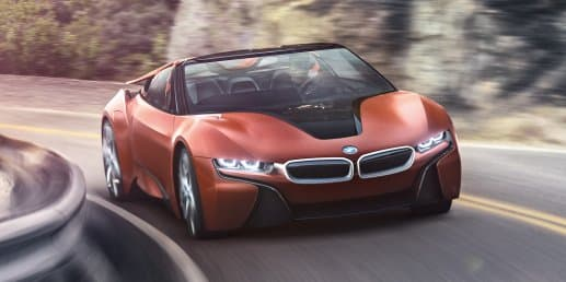 BMW i8 facelift to pump out more Power