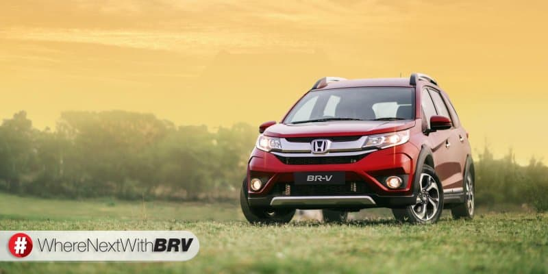 Honda BR-V - Variants and Features