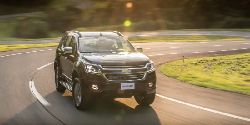 Image Gallery - Chevrolet Trailblazer Facelift