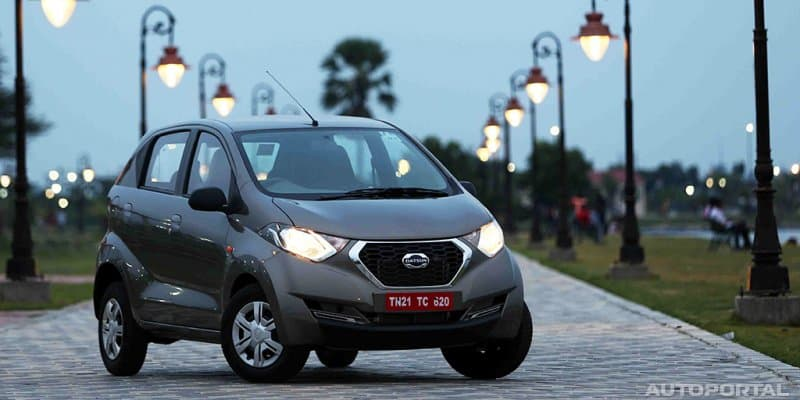 Datsun Go-Cross Price, Launch Date in India, Images ...