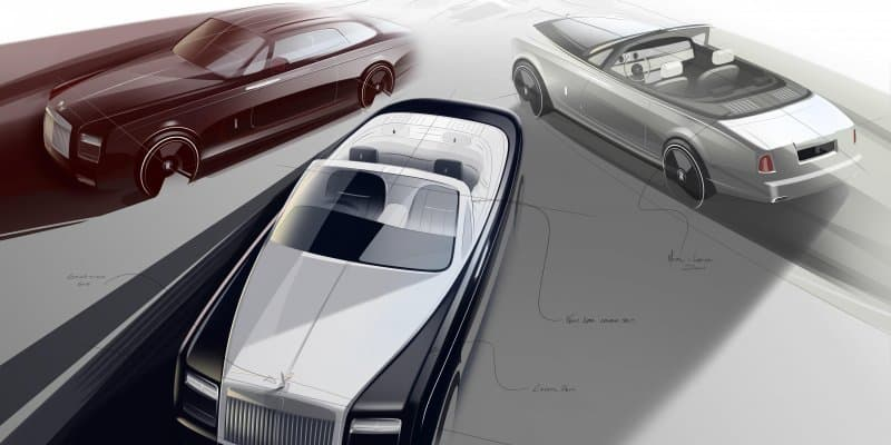 Rolls-Royce Phantom Zenith Collection Revealed