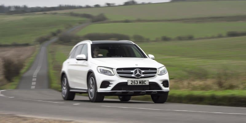 Mercedes-Benz GLC India Launch on June 2, 2016