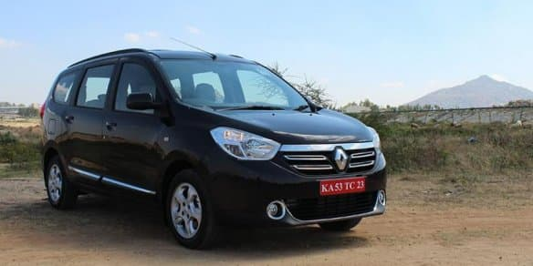 Renault Lodgy Driven From Delhi To Mumbai Returning 42kpl mileage