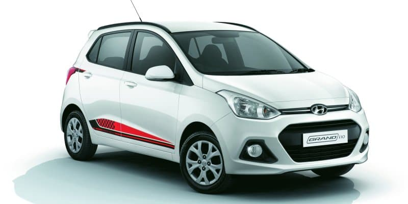 Hyundai launches Grand i10 20th Anniversary Edition at Rs 5.68 lakh
