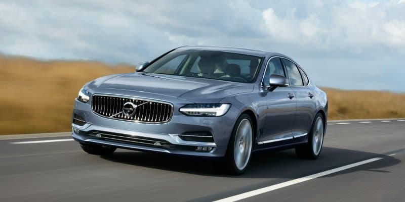 Official: Volvo India to Launch XC90 Hybrid & S90 Sedan Later This Year