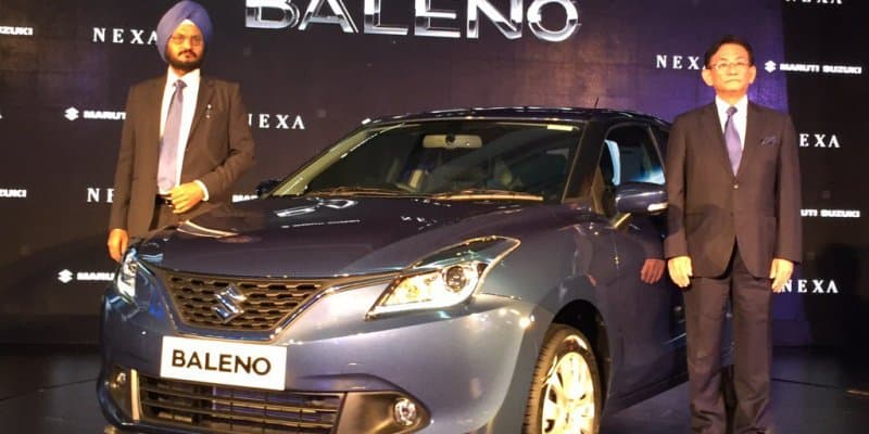 Over 75419 Units of Maruti Baleno Recalled in India