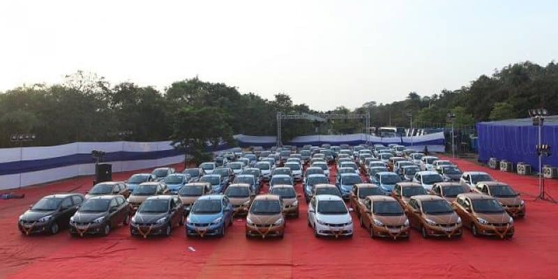 Tata Tiago Delivery Starts in Chennai; 100 Units Delivered