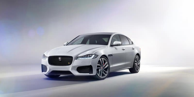 2016 Jaguar XF Imported in India for R&D Purpose