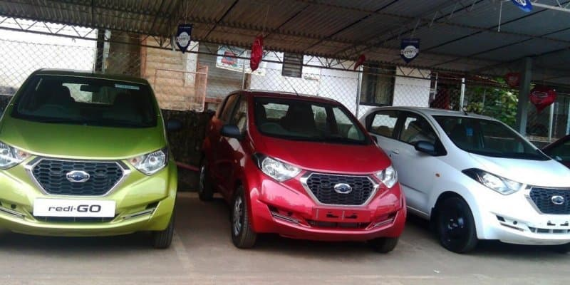 Datsun redi-GO India Launch on June 7, 2016