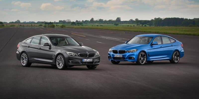 2017 BMW 3-Series GT Unveiled