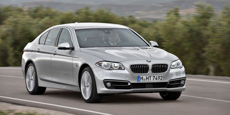 New BMW 5-Series Petrol Launched at Rs. 54 Lakhs