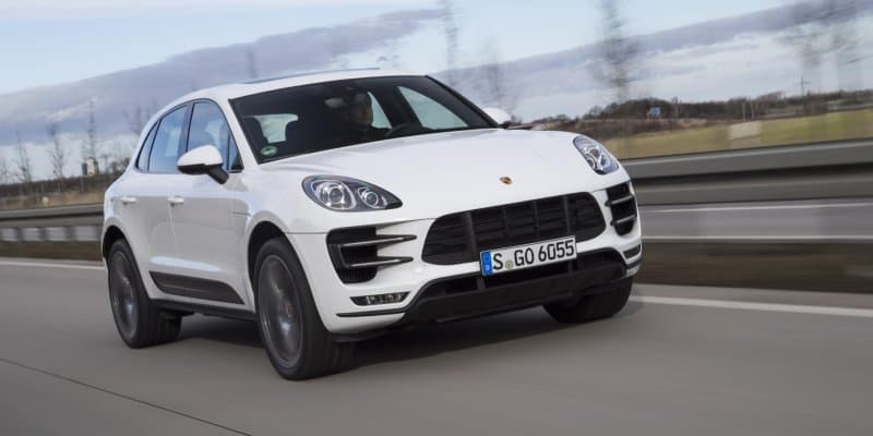 Porsche Macan Base Variant Launched at Rs. 76.16 Lakhs