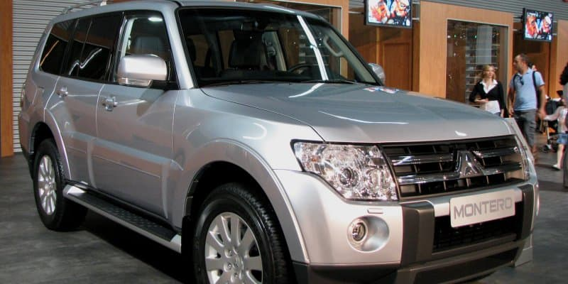 Mitsubishi Montero Bookings Open in India