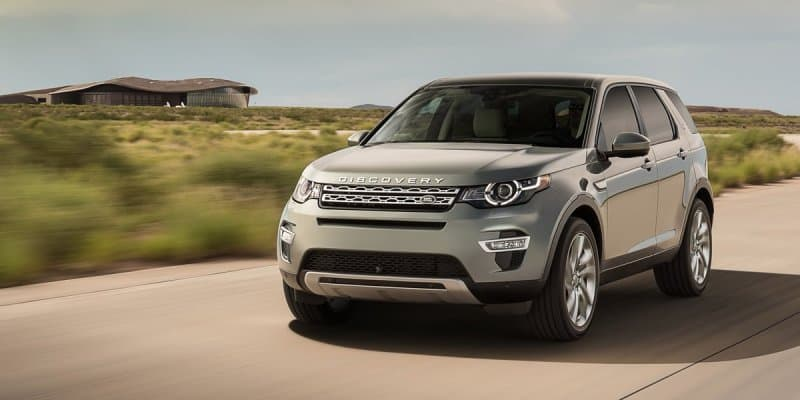 Land Rover Discovery Sport Petrol HSE Launched at Rs. 56.50 Lakhs