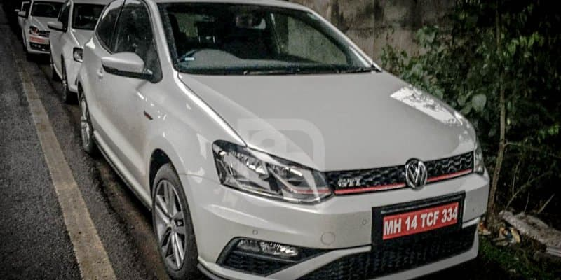 Volkswagen Polo GTI spied with smaller wheels