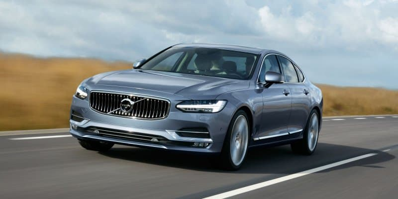 All-new Volvo S90 Pre bookings are open now