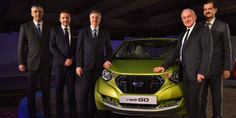 3000 Units of Datsun redi-GO Sold in 23 Days