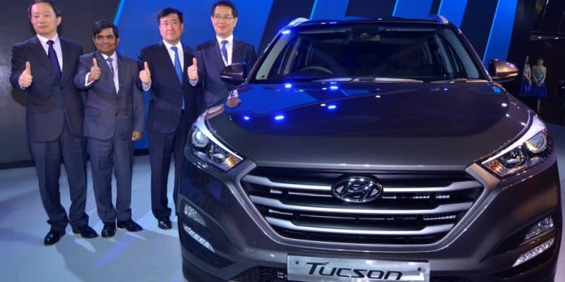 Hyundai Tucson India Launch in September 2016; To be Locally Produced