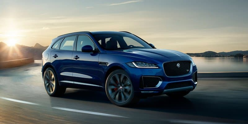 India-spec Jaguar F-PACE Details Revealed