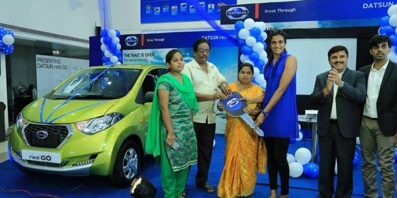 Datsun Redi-GO Registers 10,000 Bookings