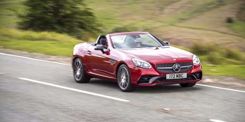 Mercedes-AMG SLC 43 India Launch on July 26, 2016