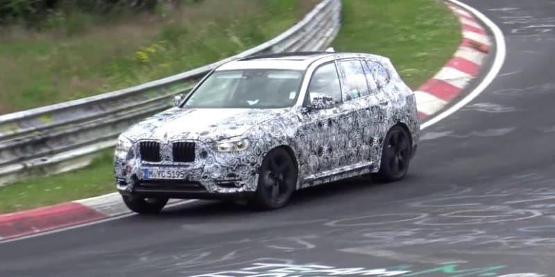 Next-Gen BMW X3 M confirmed, Testing begins