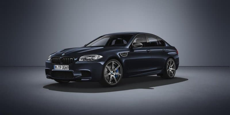 BMW M5 Competition Edition Unleashed