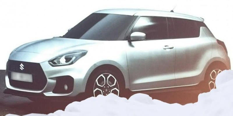 All-New Maruti Swift World Premiere at 2017 Geneva Motor Show