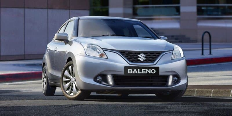 Made-in-India Maruti Baleno Launched in Australia