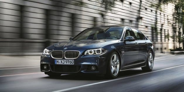 BMW 520d M Sport launched at Rs 54 Lakh in India
