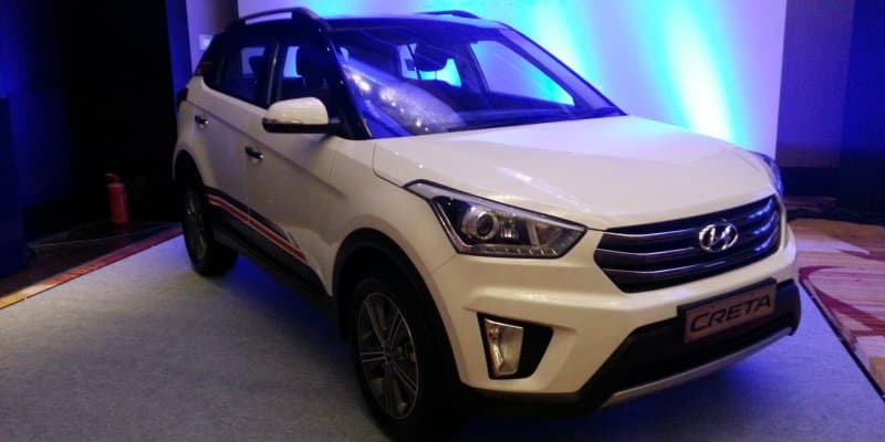Hyundai Creta Anniversary Edition Priced at Rs. 12.50 Lakh