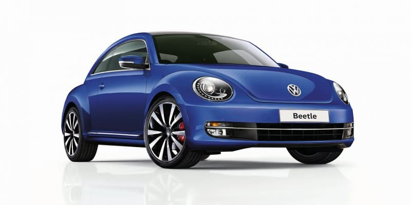Volkswagen Beetle to be Showcased at 2016 Vogue Wedding Show